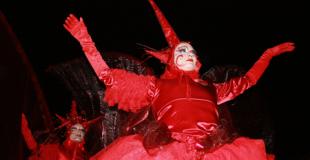 Echassiers rouges - Les Rouges Coeurs