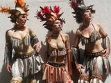 Echassières tribales à rebonds - Cabaret Sauvage