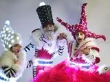 Echassiers musicaux d'hiver pour Noël - Les Gnomikys