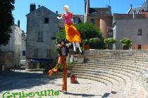 Gribouille et sa Fiancée
