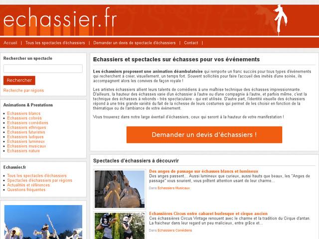 Echassier.fr